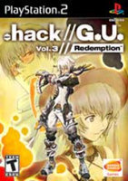 BANDAI NAMCO Games America Inc. Dot.Hack G.U. Vol 3 Redemption