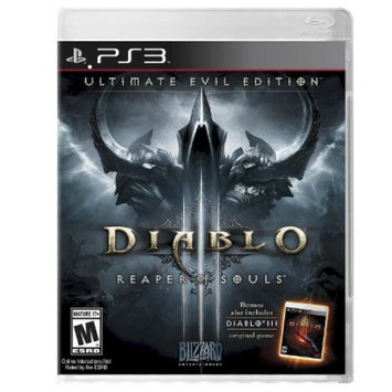 Blizzard Entertainment Diablo III Reaper of Souls: The Ultimate Evil Edition (PlayStation 3)