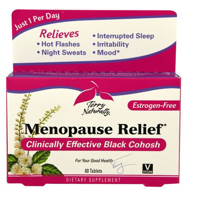 Europharma Terry Naturally EuroPharma - Terry Naturally Menopause Relief - 60 Tablets