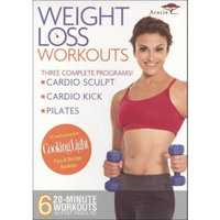 Acacia WEIGHT LOSS WORKOUTS BY ZAKI, VIOLET (DVD) [3 DISCS]