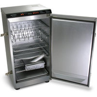 Bruce Foods Stainless Steel Electric Smoker
