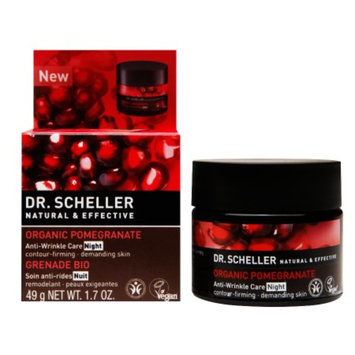 Dr. Scheller Anti-Wrinkle Care, Night, Organic Pomegranate, 1.7 oz