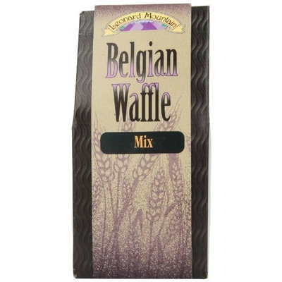 Leonard Mountain Belgian Waffle Mix, 19-Ounce Box (Pack of 4)