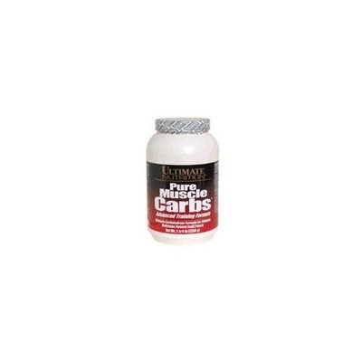 Pure Muscle Carbs-Fruit Punch Ultimate Nutrition 2.76 lb. Powder