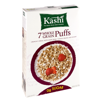 Kashi 7 Whole Grain Cereal Puffs