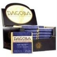 Dagoba New Moon Dark Chocolate Tasting Squares, 0.32-Ounce Squares (Pack of 36)