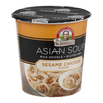 Dr. McDougall's Asian Soup Sesame Chicken Flavor