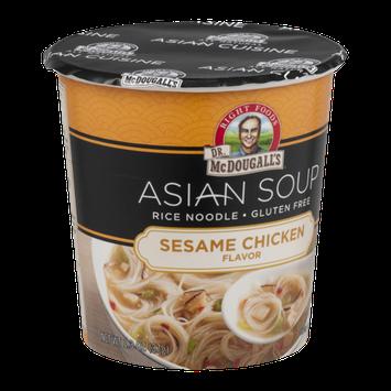 Dr. McDougall's Asian Soup Sesame Chicken Flavor