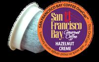 San Francisco Bay Hazelnut Creme 48 One Cups