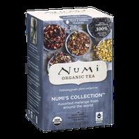 Numi Organic Assorted Tea Bags Numi's Collection