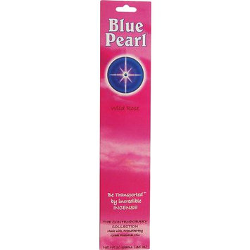 Blue Pearl, Incense Wild Rose 10 Grams