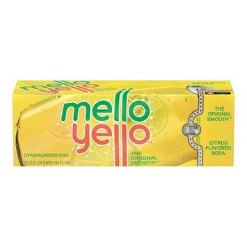 Coca-Cola Mello Yello Citrus Soda 12 oz, 12 pk
