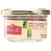 Rougie - Duck Rillettes from Perigord (Canada) 2.8oz