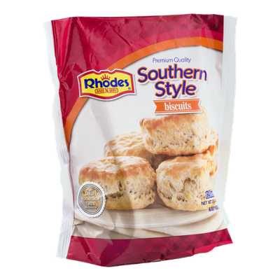Rhodes Bake-N-Serv Biscuits Southern Style - 12 CT