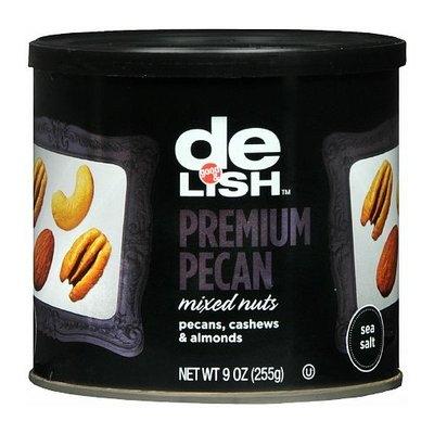 Good & Delish Premium Pecan Mixed Nuts Sea Salt