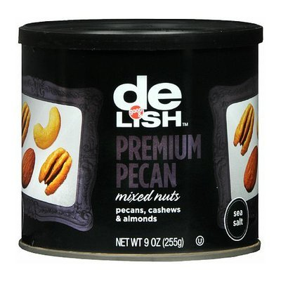Good & Delish Premium Pecan Mixed Nuts Sea Salt