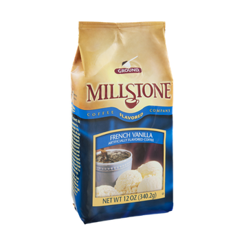Millstone French Vanilla Ground Coffee