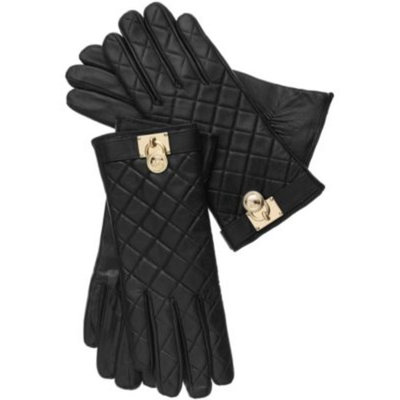 driving gloves MICHAEL Michael Kors Leather Gloves