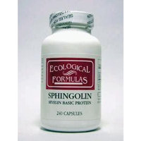 Ecological Formulas - Sphingolin 200 mg 240 caps Health and Beauty