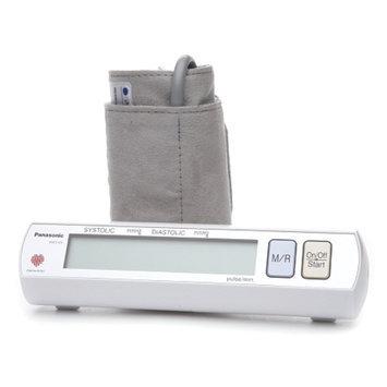 Panasonic Portable Automatic Arm Blood Pressure Monitor, Model EW 3109W, 1 ea
