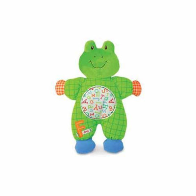 F is for Frog Blanky by Kids Preferred - 92003