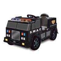 Kidz Motors Kid Motorz 6V SWAT Car
