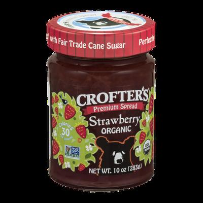Crofter's Premium Organic Spread Strawberry