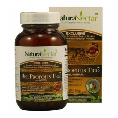 Natural Nectar NaturaNectar Bee Propolis Trio 60 Vegetable Capsules