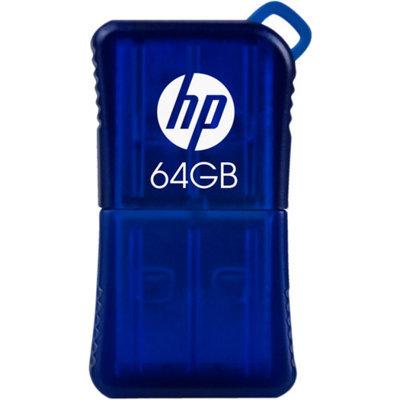 PNY HP 64GB v165w Flash Drive - - P-FD64GHP165-GE