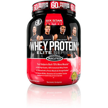 Six Star Pro Nutrition Whey Protein Plus Strawberry