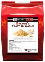 Thomas Laboratories Thomas Labs Brewer's Yeast Garlic (5 lb powder)