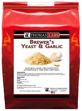 Thomas Laboratories Thomas Labs Brewer's Yeast Garlic (5 lb powder)