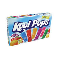 Kool Pops Assorted Flavors, 24-Count (Pack of 12)