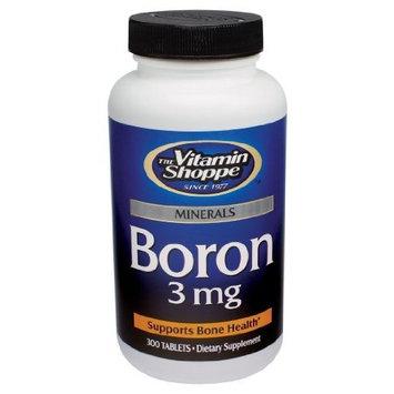 Vitamin Shoppe Boron