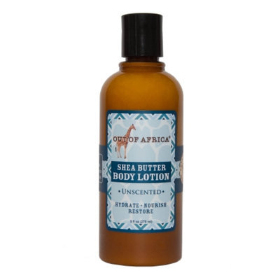 Out Of Africa Pure Shea Butter Body Lotion