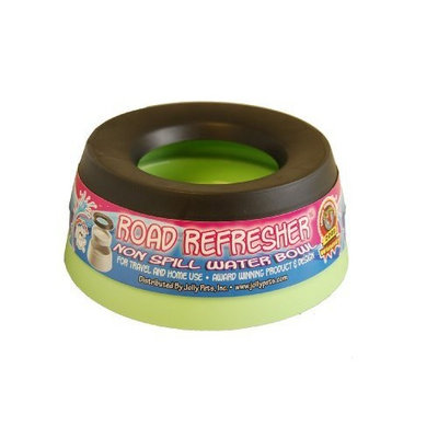Jolly Pets Road Refresher Non-Spill Water Bowl, 54 Ounces