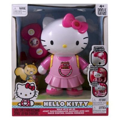 Hello Kitty Walk With Me R/C