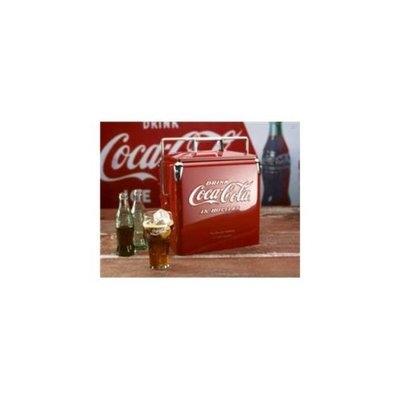 American Retro, LLC Classic Picnic Cooler Coca Cola