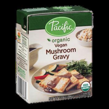 Pacific Organic Vegan Gravy Mushroom