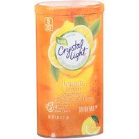 Crystal Light Drink Mix Iced Tea with Natural Lemon