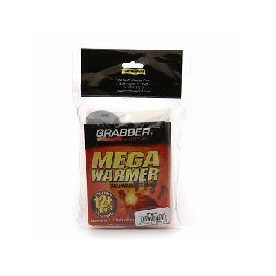 Grabber Warmers 12+ Hour Mega Warmer Maximum Heat (6-Pack Pocket Warmers)
