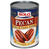 Solo Pecan Filling, 12.5-Ounces (Pack of 6)