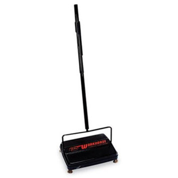 Franklin Cleaning Technology Workhorse Carpet Sweeper, 46, Black