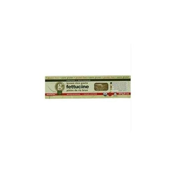 Pastariso B23064 Pastariso Organic Brown Rice Fettucine -12x8oz