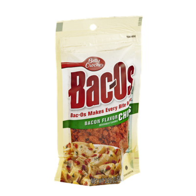 Betty Crocker™ Bac-Os Bacon Flavor Chips