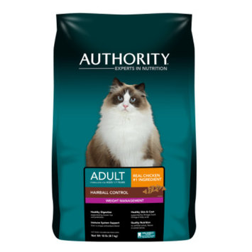AuthorityA Hairball Control & Weight Management Adult Cat Food