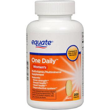 Onesource Equate Women's  With Calcium