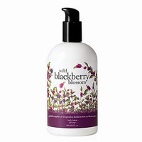 philosophy wild blackberry blossom body lotion