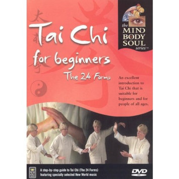 Tai Chi for Beginners: The 24 Forms (new)