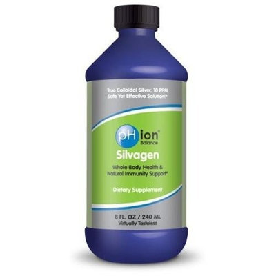PHion Balance, Silvagen Colloidal Silver Liquid, 8-Ounces